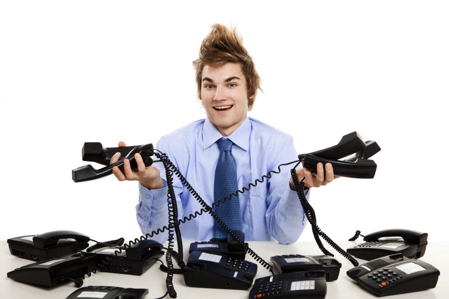Telefoniediensten