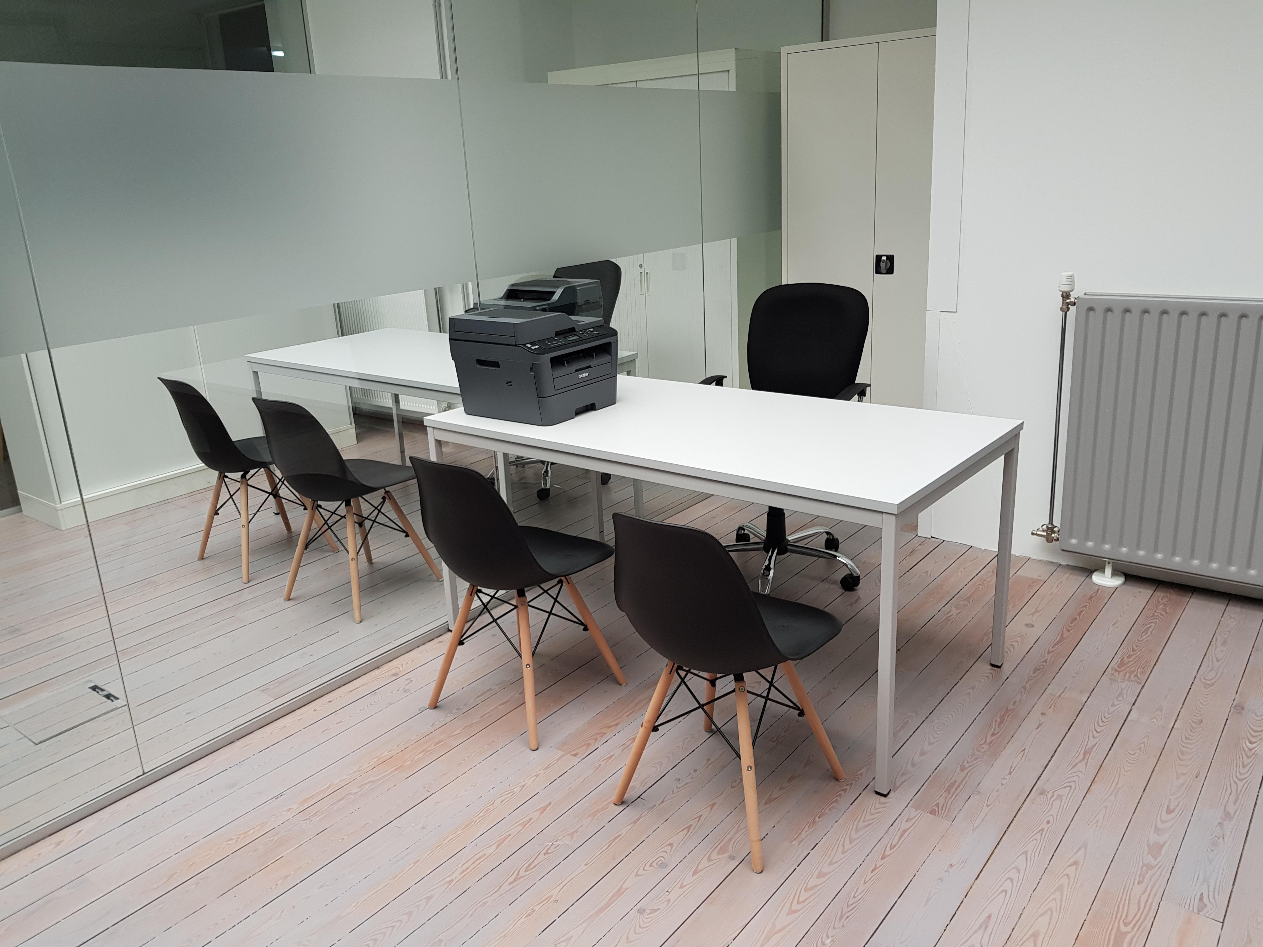 Privé kantoorruimte